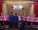 Фольклорный хоровой коллектив предприятия Азова